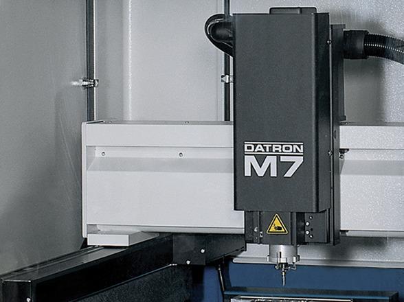 DATRON Technology s r o  - CNC frézování - M7